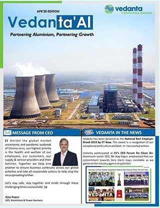 Vedanta AL April 2020
