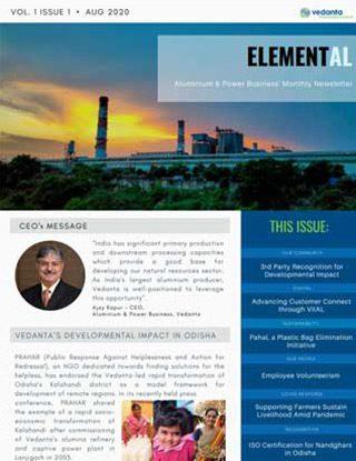ElementAL August 2020