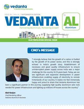Vedanta AL September 2020