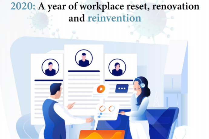 2020: A year of workplace rest, renovation and reinvention.