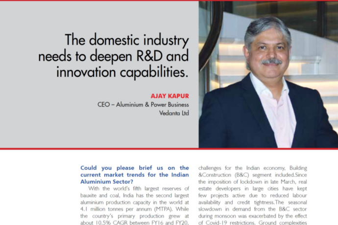 The Domestic Industry Needs To Deepen R&D and Innovation Capabilities.