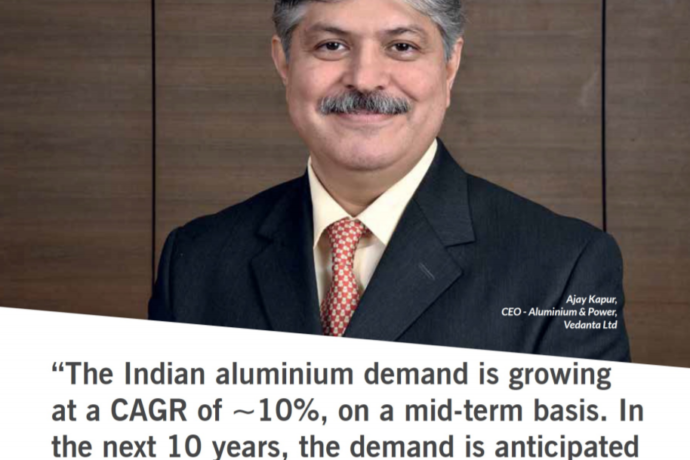 Vedanta and the growth of Indian Aluminium Industry.