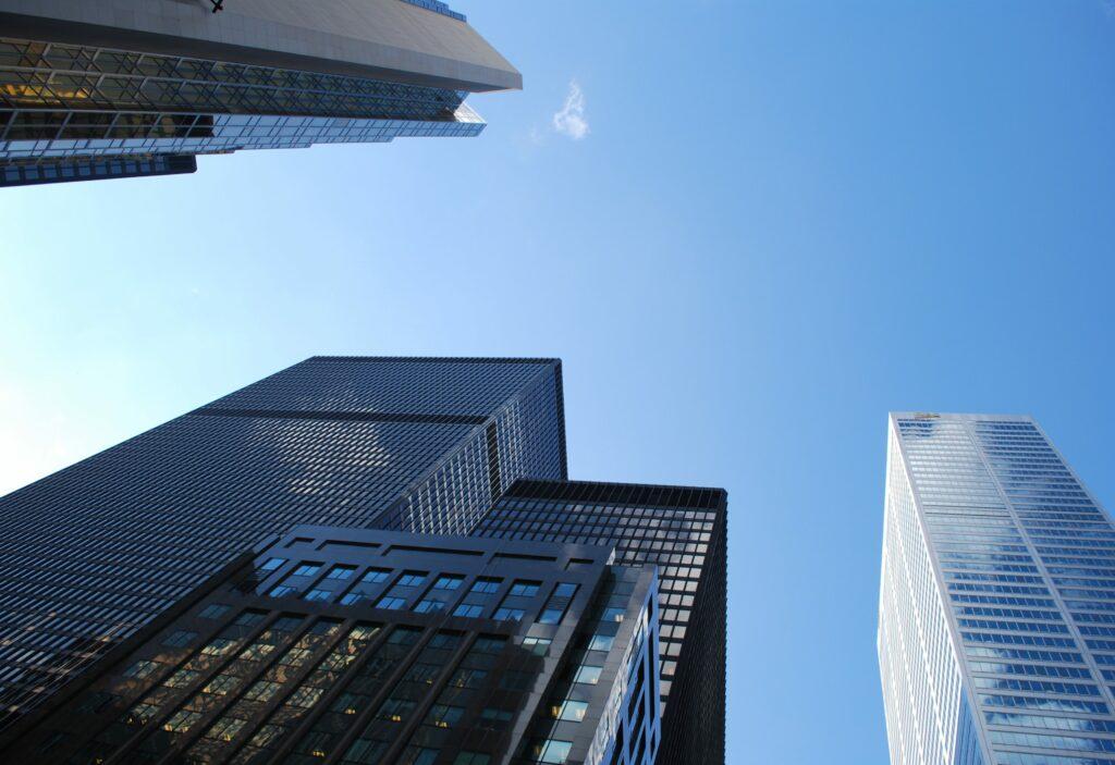 Aluminium & Gravity Defying 'Green' Skyscrapers