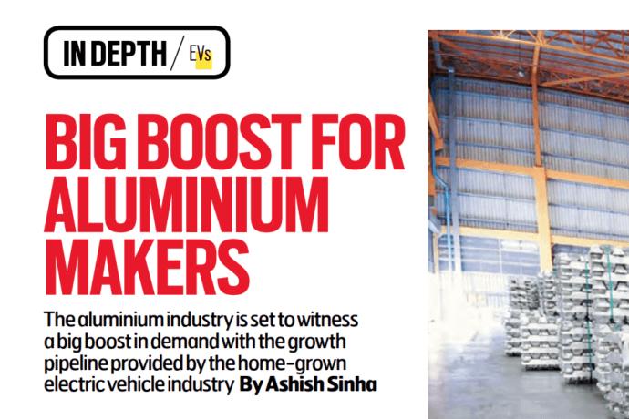 Electric Vehicles: Big Boost For Aluminium Makers