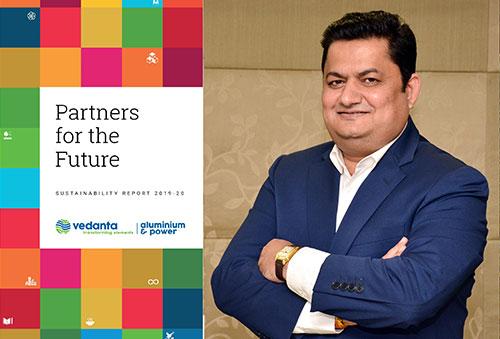 Vedanta Aluminium launches its maiden Sustainable Development Report.