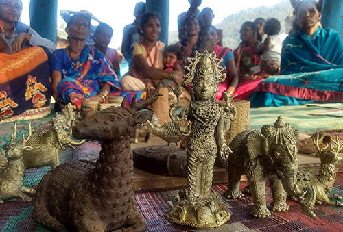 Vedanta revives traditional artforms to create sustainable livelihood opportunities.