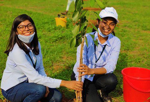 Vedanta organises plantation drives in Odisha as part of World Environment Week.