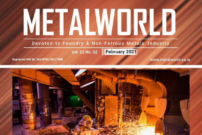 Infrastructure projects spending will enhance demand for metal industry