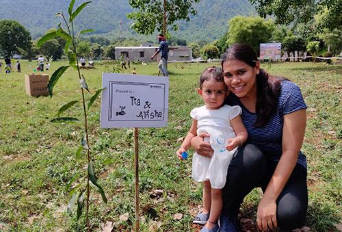 Vedanta Aluminium launches '#GreenHearts' plantation campaign during Van Mahotsav week