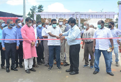 Vedanta Dedicates New Road Under the Bridge to Jharsuguda Residents