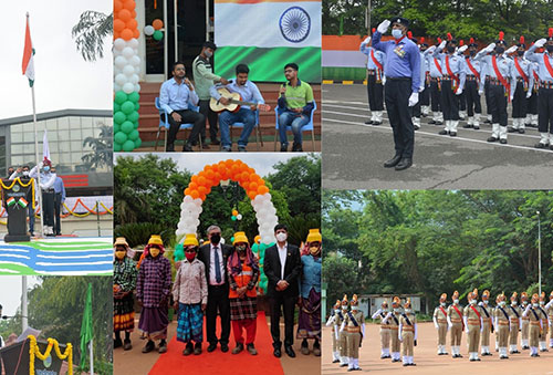 Vedanta Aluminium celebrates India's 75th Independence Day with great fervour