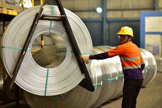 Vedanta Aluminium: Catering to Raw Material Needs of Power Sector With Superior Quality Wire Rods