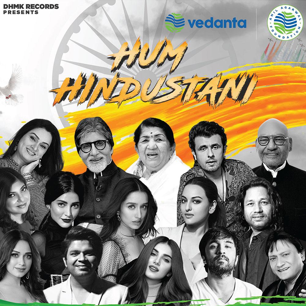 Watch our music video 'Hum Hindustani' featuring legends like Lata Mangeshkar & Amitabh Bachchan