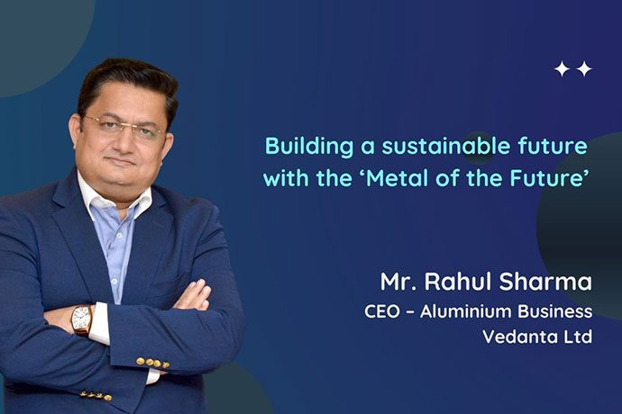 Building a sustainable future with the Metal of the Future