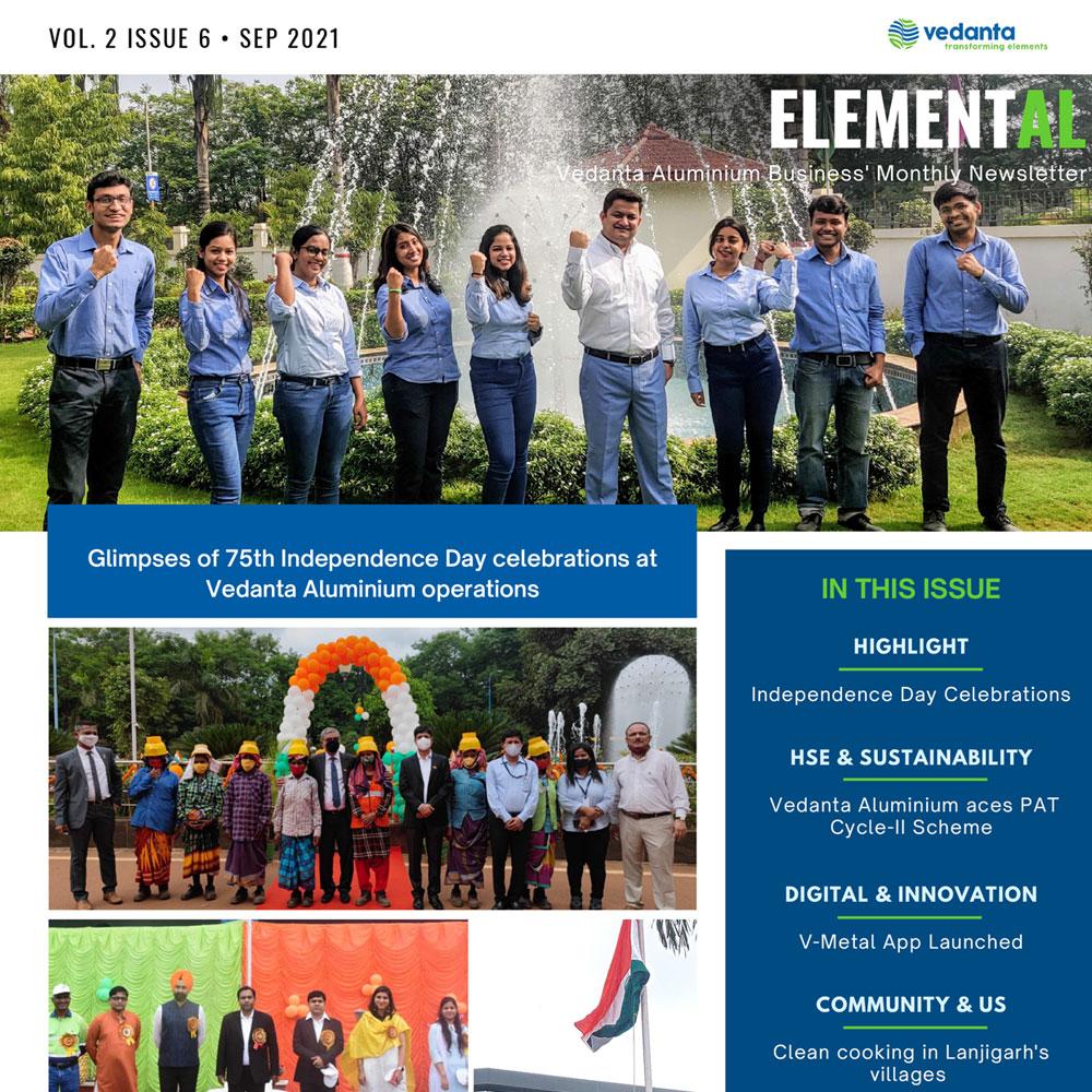 ElementAL September 2021