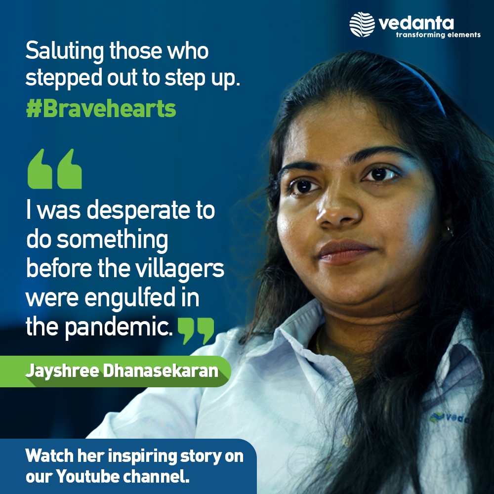 Saluting the Bravehearts, Feat Jayshree Dhanasekaran