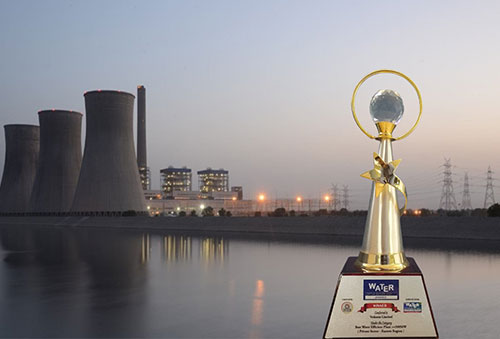 Vedanta Jharsuguda's Power Plants awarded as 'Best Water-Efficient Plants'