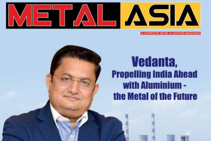 Vedanta, propelling India ahead with Aluminium, the metal of the future