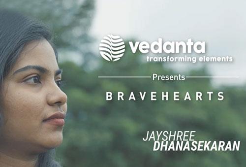 Vedanta Aluminium 'Bravehearts' film salutes COVID hero