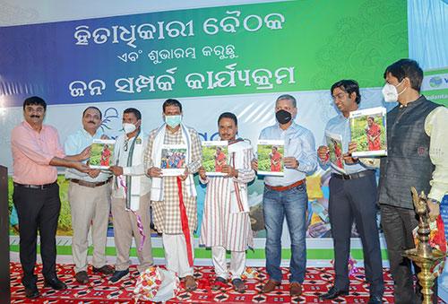Vedanta Lanjigarh organises Jan Sampark Karyakram on Gandhi Jayanti