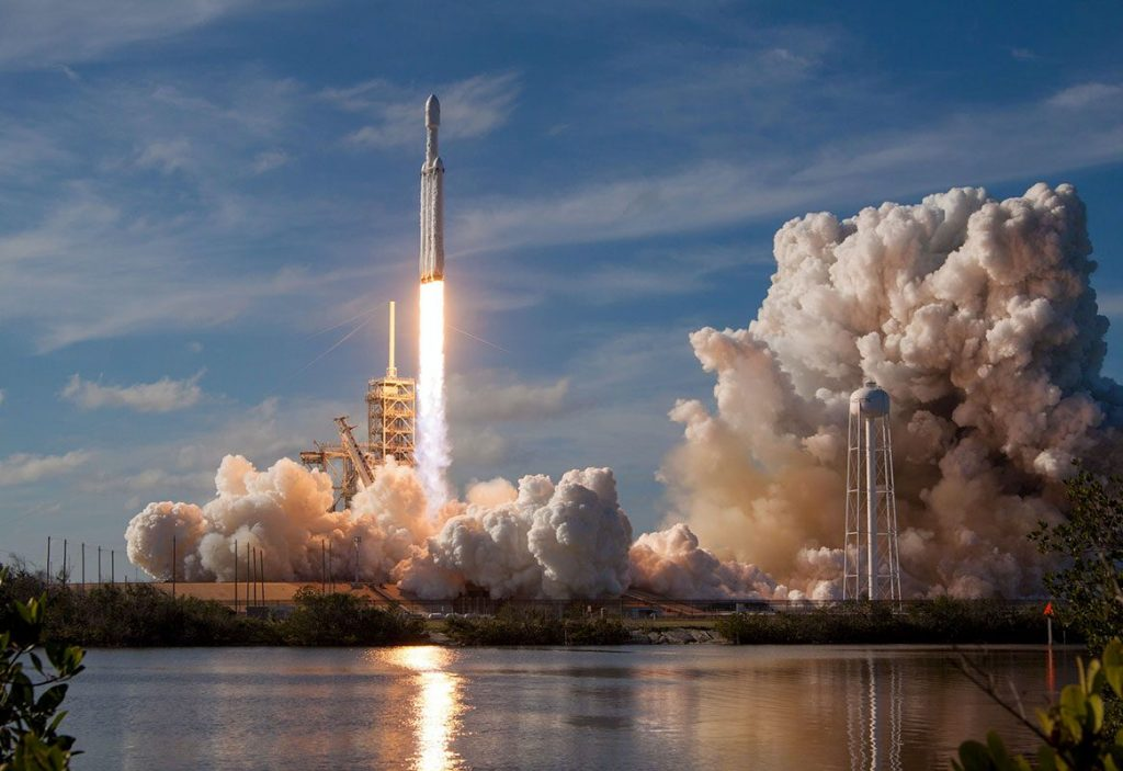 Aluminium and humankind's passion to explore 'Space' – the final frontier